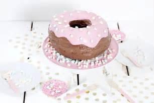 Ausgefallene Kuchen Rezepte Donut Torte Backen