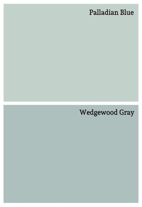 soft blue paint colors palladian blue wedgewood gray