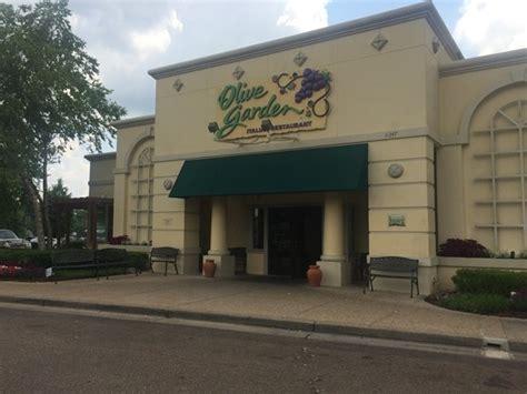 olive garden jackson ms olive garden is located in jackson of interstate 55
