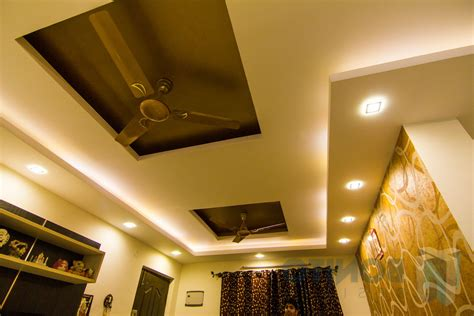 Houzz Living Room Ceiling Designs by Pop Ceiling Design For With 2 Fans New