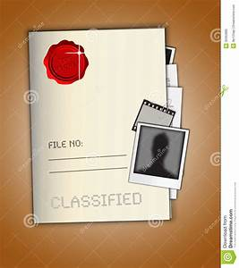 top secret file royalty free stock image image 30362886 With classified document folder