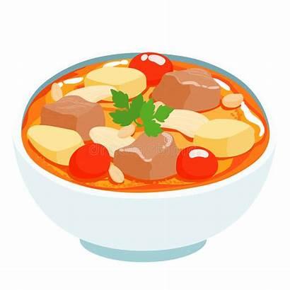 Curry Beef Massaman Thai Clipart Chicken Tailandese