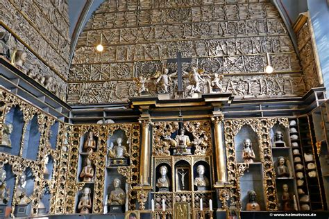 Köln Basilika Sankt Ursula, Goldene Kammer, Sakrale