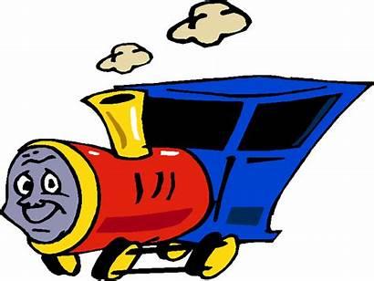 Clipart Trains Train Clip Happy Cliparts Animated