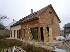 Modern Architecture Group  Extension En Bois Yvelines  78