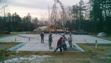 Cold Weather Concrete  What happens to fresh concrete when