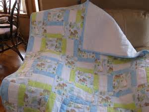 Beginners Baby Quilt Ideas