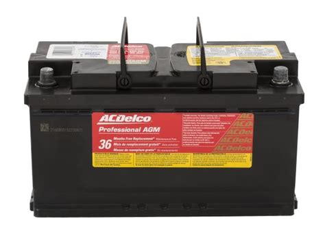 Acdelco 49 Agm Car Battery Prices