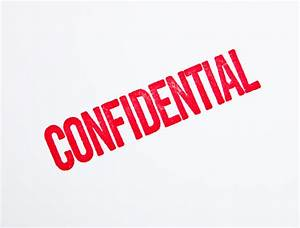 confidential   my bad side