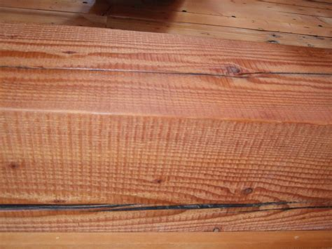 plane smooth douglas fir timber w poly finish