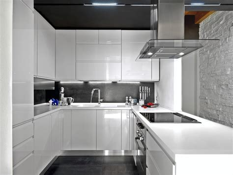 25 U Shaped Kitchen Designs (Pictures)   Designing Idea
