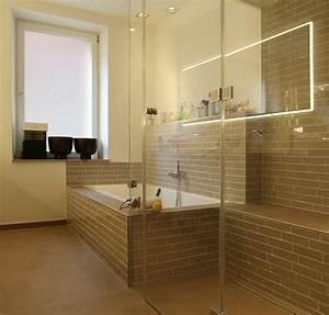Dusche Neben Badewanne : familienbad aus zwei mach eins dusche badewanne ~ Markanthonyermac.com Haus und Dekorationen