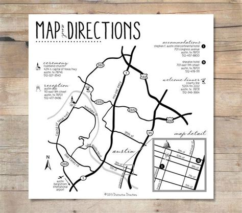 pin by ashley kent on design wedding collateral map