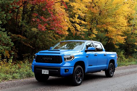 le toyota tundra   camion robuste puissant
