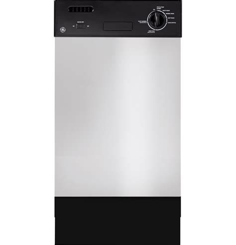 ge spacemaker  built  dishwasher gsmnss ge appliances