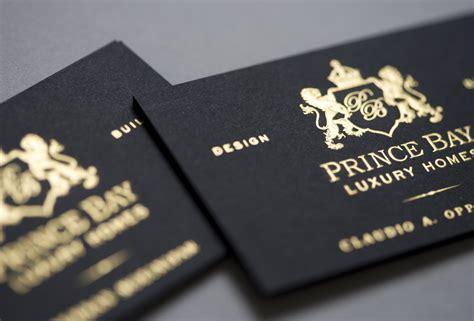 Luxury Business Cards Printing In Dubai  Sahara Gulf
