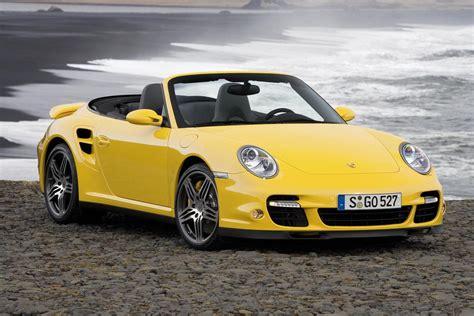 2008 Porsche 911 Turbo Cabriolet Review