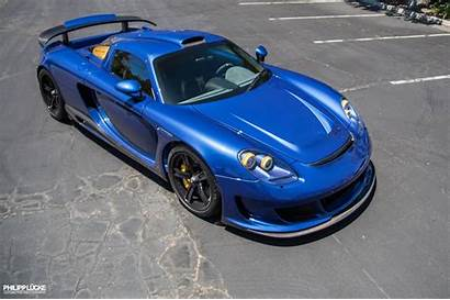 Mirage Gt Gemballa Cobalt Carrera Porsche Gtspirit