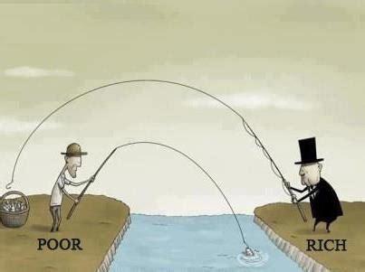 Rich Vs Poor Quotes