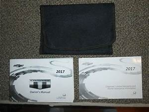 2017 Chevrolet Camaro Owner U0026 39 S Manual Set