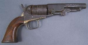 A  Lot 5  U2013 Colt Model 1862 Pocket Navy Revolver