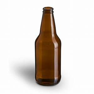 12 oz amber heritage beer bottle pry off the cary company With bulk 12 oz beer bottles