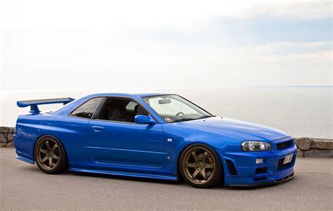 cars nissan skyline nissan skyline gt r r34 jdm japan stanceworks stancenation