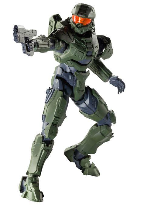 Halo Master Chief Sprukits Level 3 Model Kit