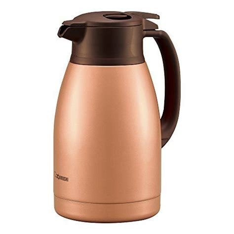 The manufacturer has for a long time provided generations with quality brand products that have been. Zojirushi Stainless Steel Vacuum Carafe 51 oz105 L Copper -- Check out this great product ...