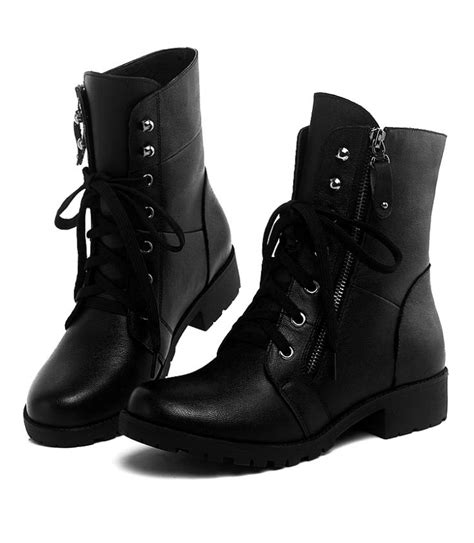 motorcycle ankle boots sale sale winter round toe ankle boots leather women skinny