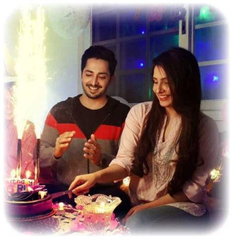 ayeza khan birthday party pictures  danish taimoor