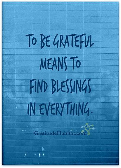 Gratitude Quotes Grateful Thankful Blessings Heart Inspirational