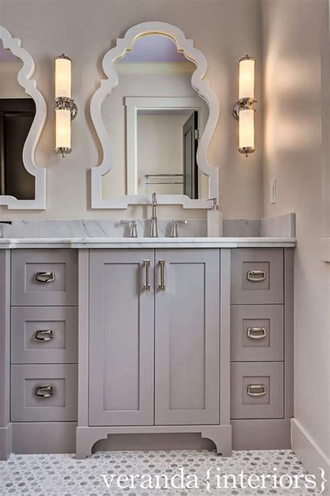 2651 grey bathroom mirror five ways to update a bathroom centsational