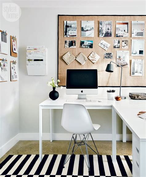 Wonderful Home Workspaces by Get The Look Sleek And Modern Home Office Wonderful