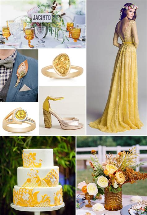 the salzburg dress bronze gold pale yellow lace ages3 to gold yellow sapphire inspired fall wedding trends