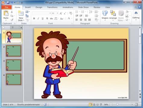 teacher powerpoint templates rebocinfo