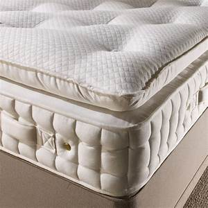 king pillow top mattresssan pedrou0027s double sided king With best pillows for king size bed