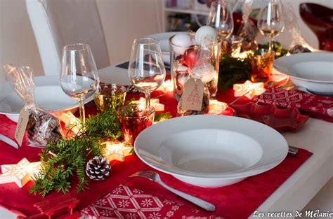 Decoration De Table Pour Noel Une D 233 Coration De Table Pour No 235 L Les Recettes De M 233 Lanie