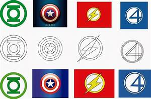 What Are The Logos Of Marvel Super Heroes | Joy Studio ...