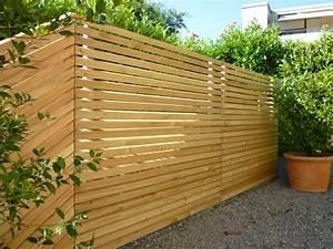 Garten Sichtschutz Holz : moderner sichtschutz garten holz einbauanleitung ~ Whattoseeinmadrid.com Haus und Dekorationen