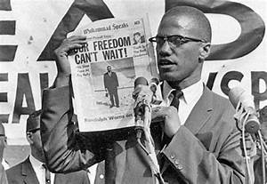 malcolm x With malcolm x documents