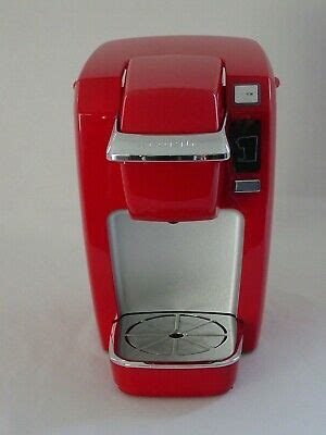 3 how to clean keurig coffee the keurig k575 is one of the most popular coffee machines and there is a valid reason behind it. Keurig - K-Mini K10 Single-Serve K-Cup Pod Coffee Maker - Red | eBay