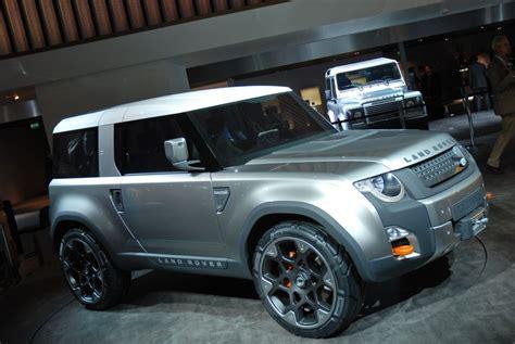 Photo Land Rover Dc100 Concept Concept-car 2011