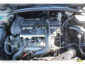 2001 Volvo V70 Xc Awd 2 4 Liter Turbocharged Dohc 20 Valve
