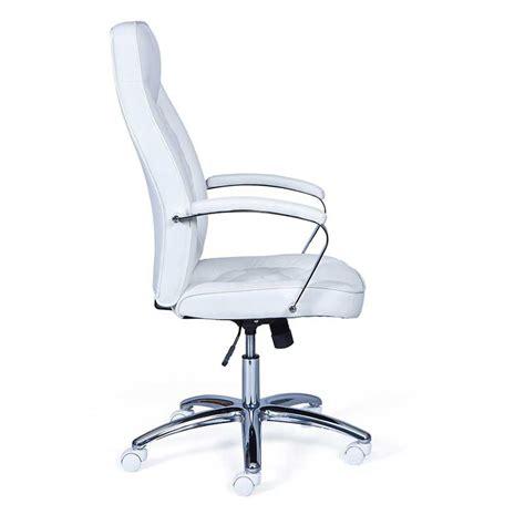 fauteuil de bureau blanc fauteuil de bureau quot jolene quot blanc