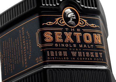Sexton Whisky by The Wine And Cheese Place The Sexton Irish Single Malt