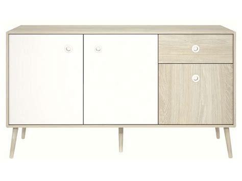 conforama meuble de cuisine buffet buffet 1 tiroir 3 portes soren vente de buffet de