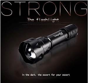 Lampe Torche Longue Portée : achetez en gros lampe de poche longue port e en ligne ~ Dailycaller-alerts.com Idées de Décoration