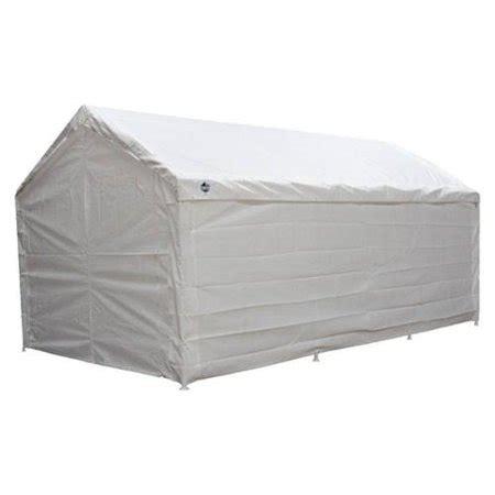 king canopy    ft hercules enclosed canopy carport walmartcom