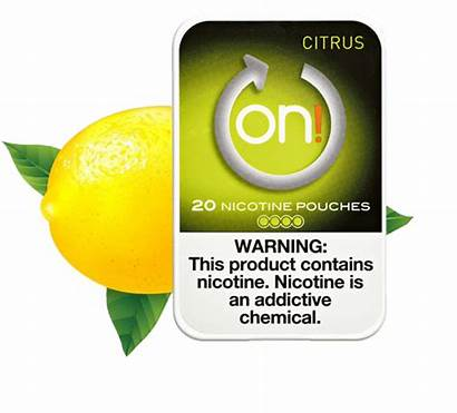 Citrus 4mg Nicotine Pouches